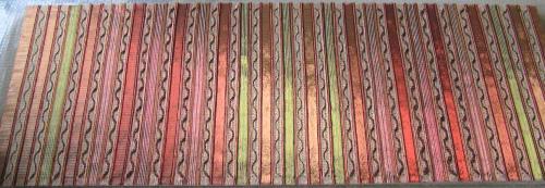 'Seasons' Series of four panels. Panel Two: Autumn.   Art & Wall Decor by Jan Bowman Designs