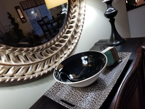 Vases & Vessels by Scott Anderson seen at Private Residence, Charlotte - Flared Bowl