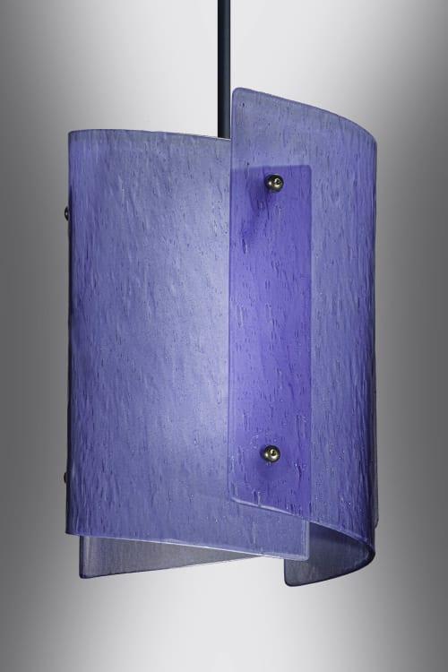 Pendants by Derek Marshall Lighting LLC seen at Private Residence, San Francisco - Derek C.  Marshall