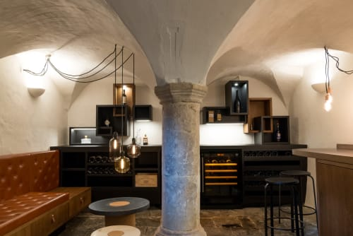 Private Residence, Ghent, Homes, Interior Design