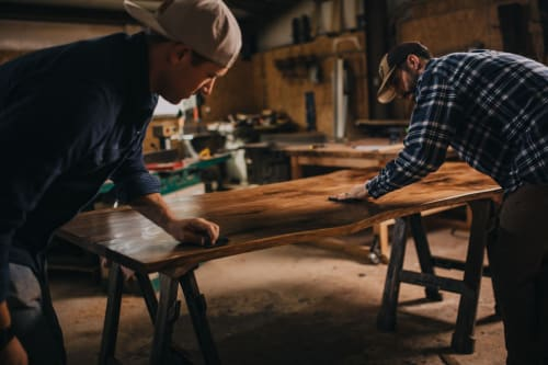 Urban Timber Harvest - Tables and Furniture