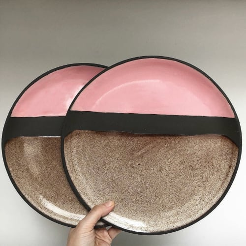 Twin Earth Ceramics - Plates & Platters and Tableware