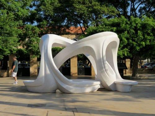 Nabil Helou - Public Sculptures and Public Art