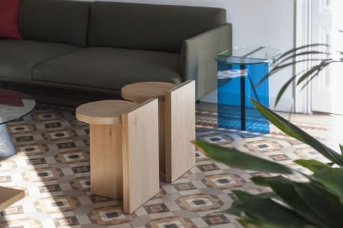 Furniture by GOFI seen at Private Residence, Barcelona - Taco