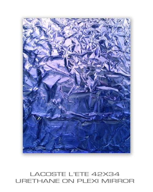 Paintings by Jason Young at New York Art Gallery, New York - recent works