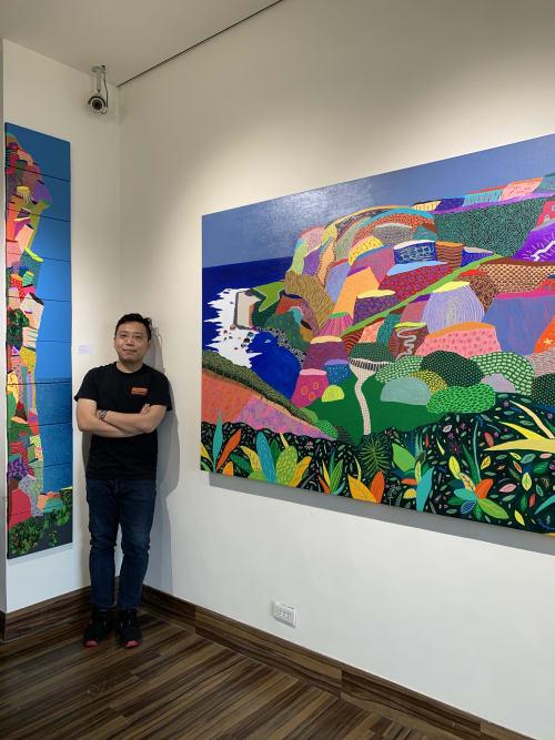 Lu Jyun Han - Murals and Art