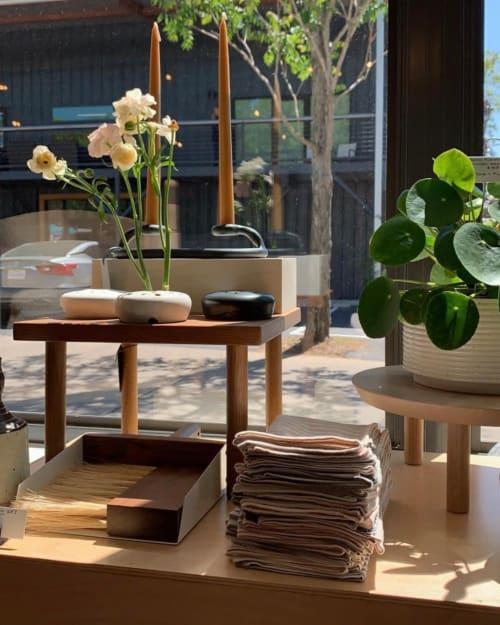 Furniture by Hannah Beatrice Quinn seen at EAST CO., Austin - Dust Pan Block Set