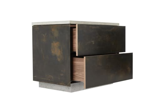 Tables by Stefan Rurak Studio seen at 93 Reade Street, New York, NY, New York - S.O. Side Table