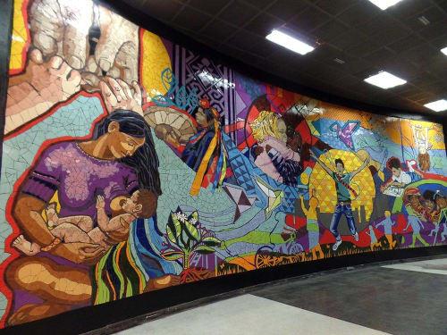 ShetuKiltra - Murals and Art