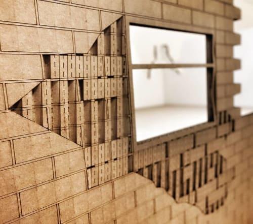 Ruin   Art & Wall Decor by Bold Design   Liberte Living-Lab in Paris