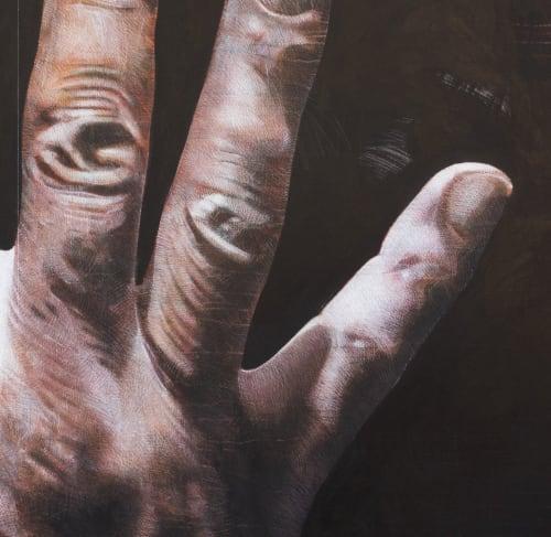 Paintings by Andrew Ramiro Tirado seen at Atrium Art, Tulsa - Ligantur et Solvuntur