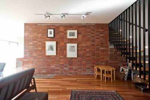 Interior Design by Maria Filardo Architect seen at Private Residence, Canberra - Hackett House