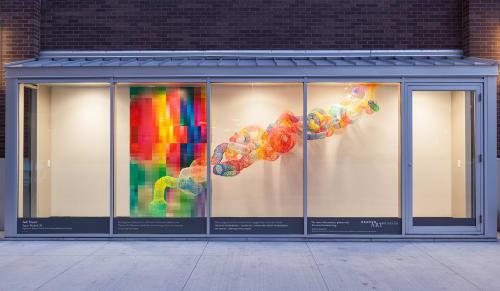 Art & Wall Decor by Jodi Stuart seen at Skyhouse Denver, Denver - Super Wicked 3