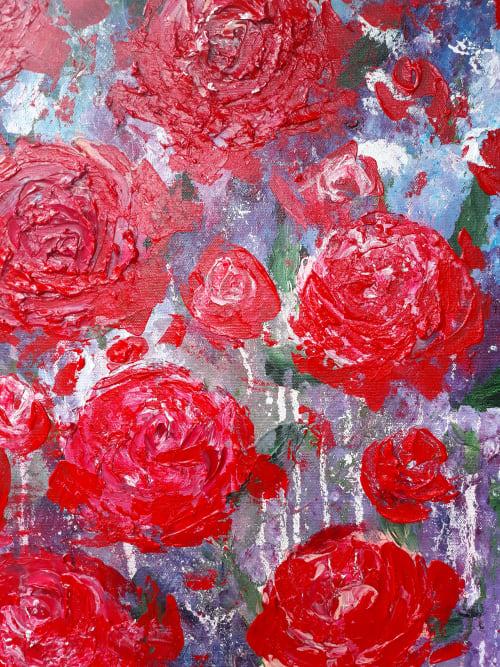 Elena Parau - Paintings and Art