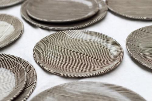 Sam Andrew - Ceramic Plates and Tableware