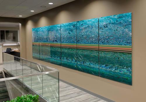 Corporate Installation | Photography by Ansen Seale | San Antonio in San Antonio