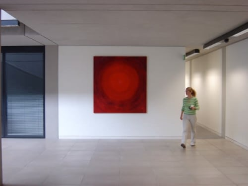 Paintings by Chris Malcomson seen at University of Oxford, Oxford - Acrylic Paintings