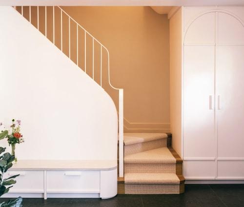 Interior Design by Odami seen at Private Residence, Toronto - Sunnylea Reno