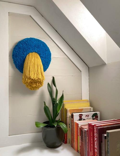 Wall Hangings by Sienna Martz seen at Private Residence - Petit Slurp