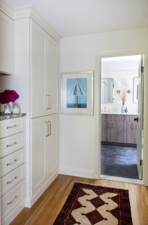 Sconces by Visual Comfort & Co. seen at Private Residence, Weston, Weston - Sconces
