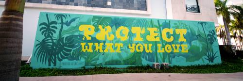 Kell Sunshine - Street Murals and Public Art