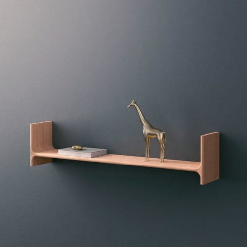 Furniture by objects & ideas seen at Private Residence, Toronto - Butterfly Shelf