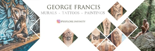 George Francis - Paintings and Murals