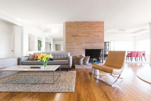 Interior Design by Urbanism Designs seen at Private Residence, Oakland - Interior Design