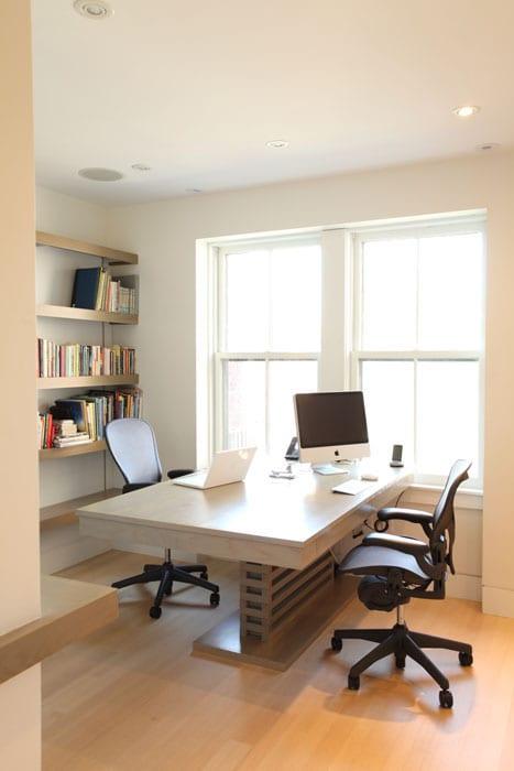 Interior Design by Ruhl Studio Architects at Private Residence, Boston - Architectural Design