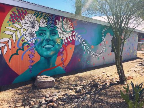 Jessica Gonzales Art - Street Murals and Murals