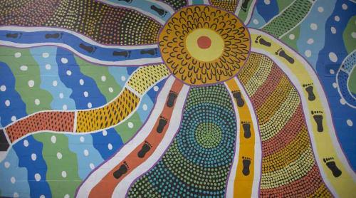 Kamilaroi Prince - Murals and Art