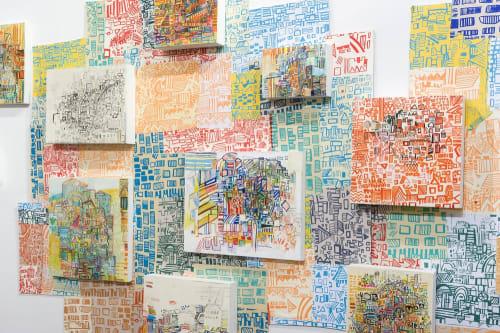 Miriam Singer - Murals and Art