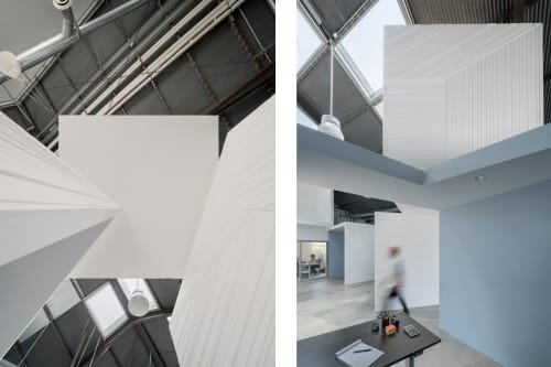 Architecture by FreelandBuck seen at Hungry Man Productions, Los Angeles - Architectural Design