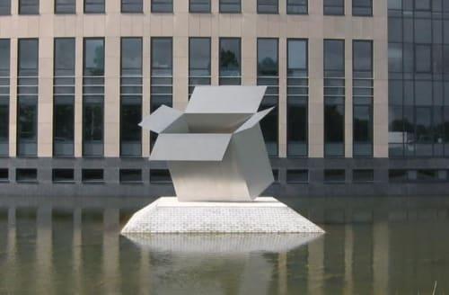Jeroen Henneman - Public Sculptures and Public Art