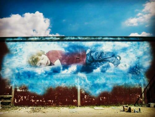 Bifido - Street Murals and Murals
