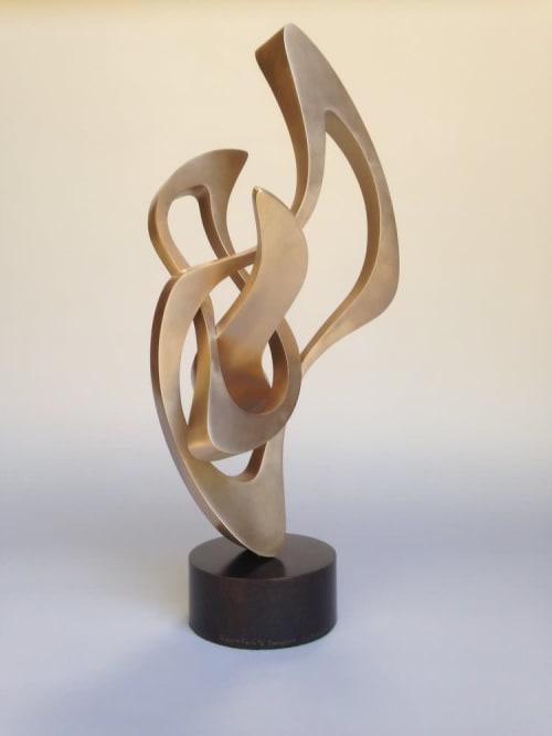 Sculptures by Riis Burwell seen at Arthaus, San Francisco - Serephine