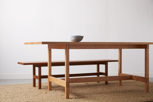 Tables by Chilton Furniture Co. seen at Portland, Portland - Union Dining Table