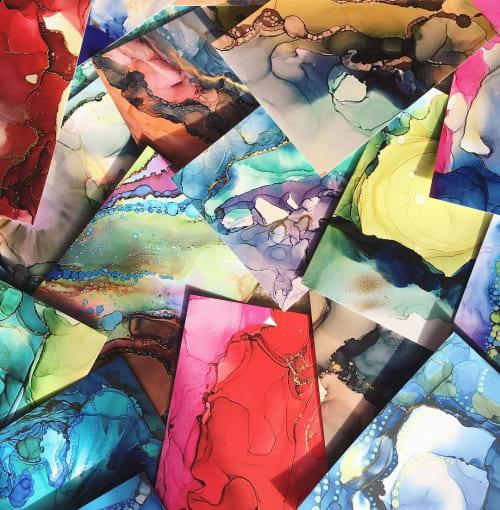 Monica Cohen - Paintings and Public Sculptures