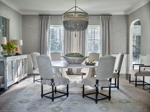 Chandeliers by Ro Sham Beaux seen at Private Residence, Atlanta, Atlanta - Chandeliers