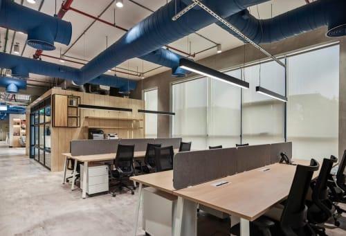 Interior Design by Swiss Bureau Interior Design seen at Hira Industries LLC, Ras Al Khaimah - Interior Design