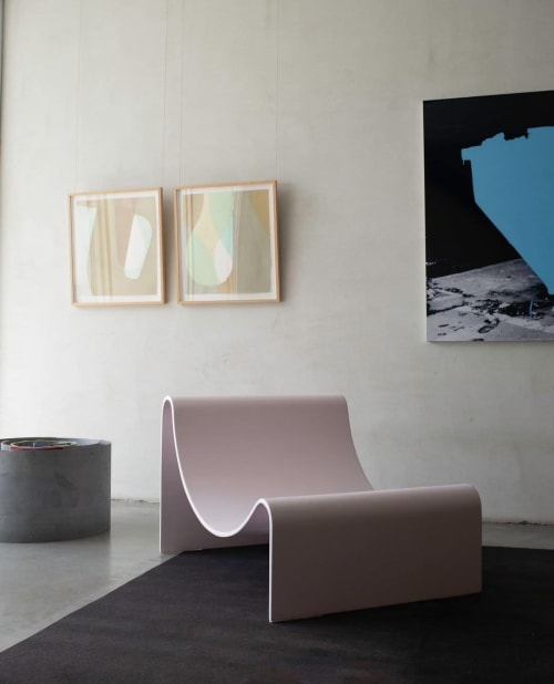 Benches & Ottomans by Asa Pingree - Knockabout Lounge Chair