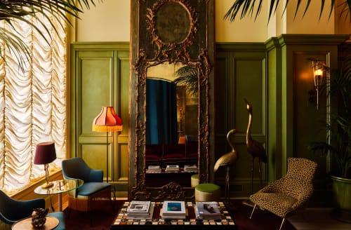 ASH NYC - Interior Design and Wall Hangings
