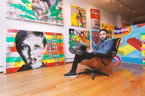Jojo Anavim - Paintings and Art