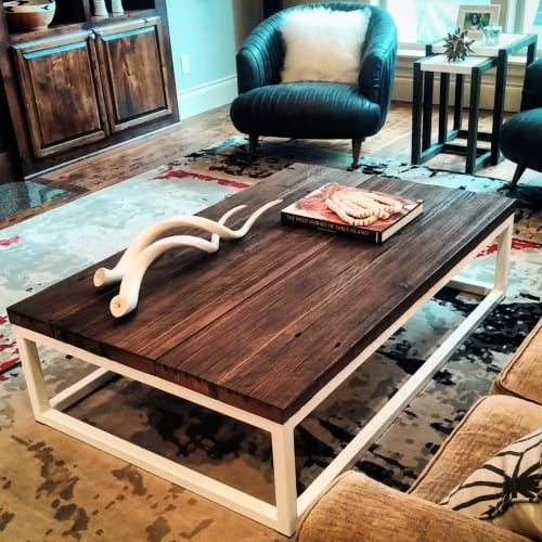 Tables by Christopher Original at Private Residence, Portland - Coffee Table