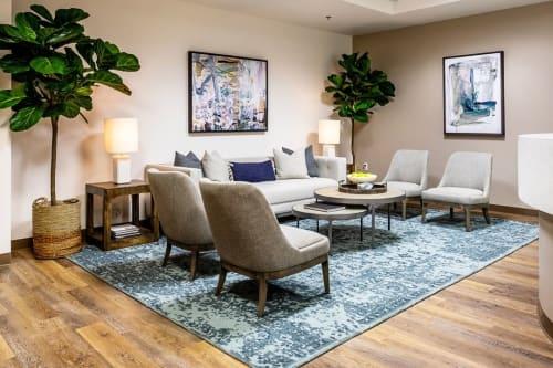 Interior Design by Courtney Bates Design at Dr. Kristina Tansavatdi - Tansavatdi Cosmetic & Reconstructive Surgery, Westlake Village - Interior Design