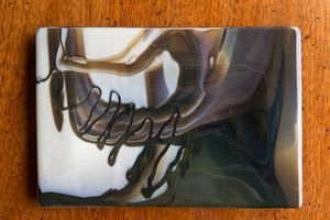 Interior Design by KMW Glass Art seen at Private Residence, New York - Private Residence