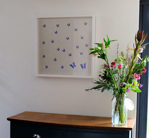 Art & Wall Decor by Lene Bladbjerg seen at Private Residence, London - Hope Springs