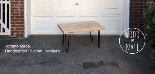 Wood by Nate - Tables and Furniture