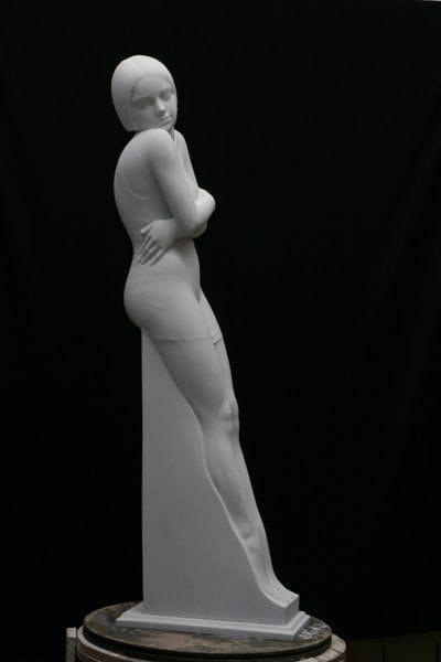 Sculptures by Cicero D'Ávila seen at São Paulo, São Paulo - Pioggia