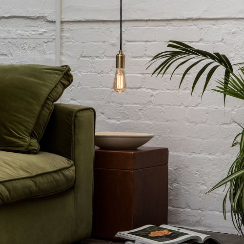 Lighting by Tala seen at Private Residence, London - Squirrel Cage 3 Watt